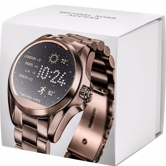 Like new Michael Kors Bradshaw Smartwatch MKT5007